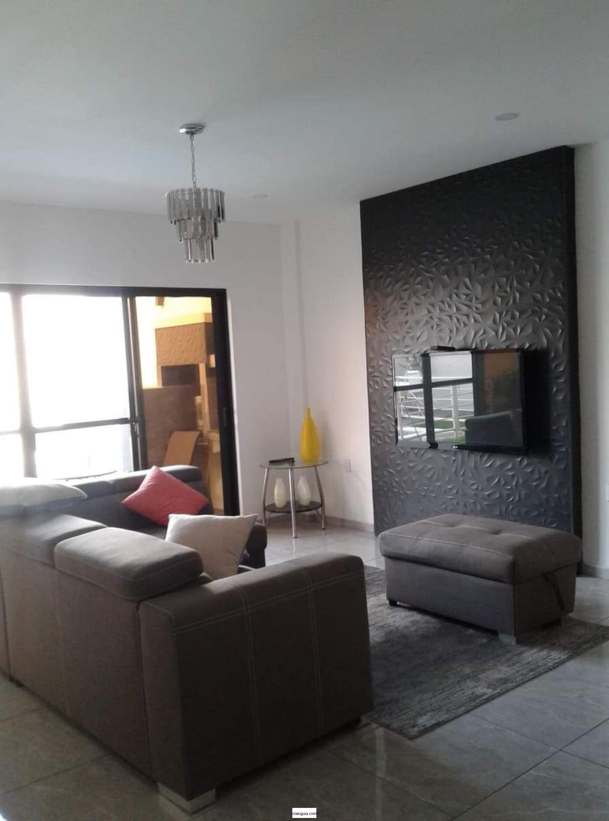 Vendo casa Resid. Sinaí, zona privada en Santa Ana