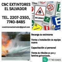 C&C EXTINTORES EL SALVADOR