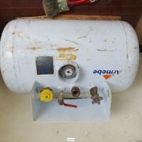 Tambo para gas propano 60 litros