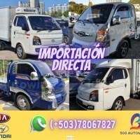 Camiones H100/K2700