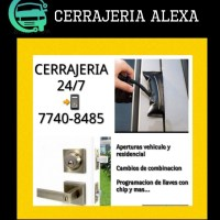 CERRAJERÍA ALEXA SERVICIOS 24/7