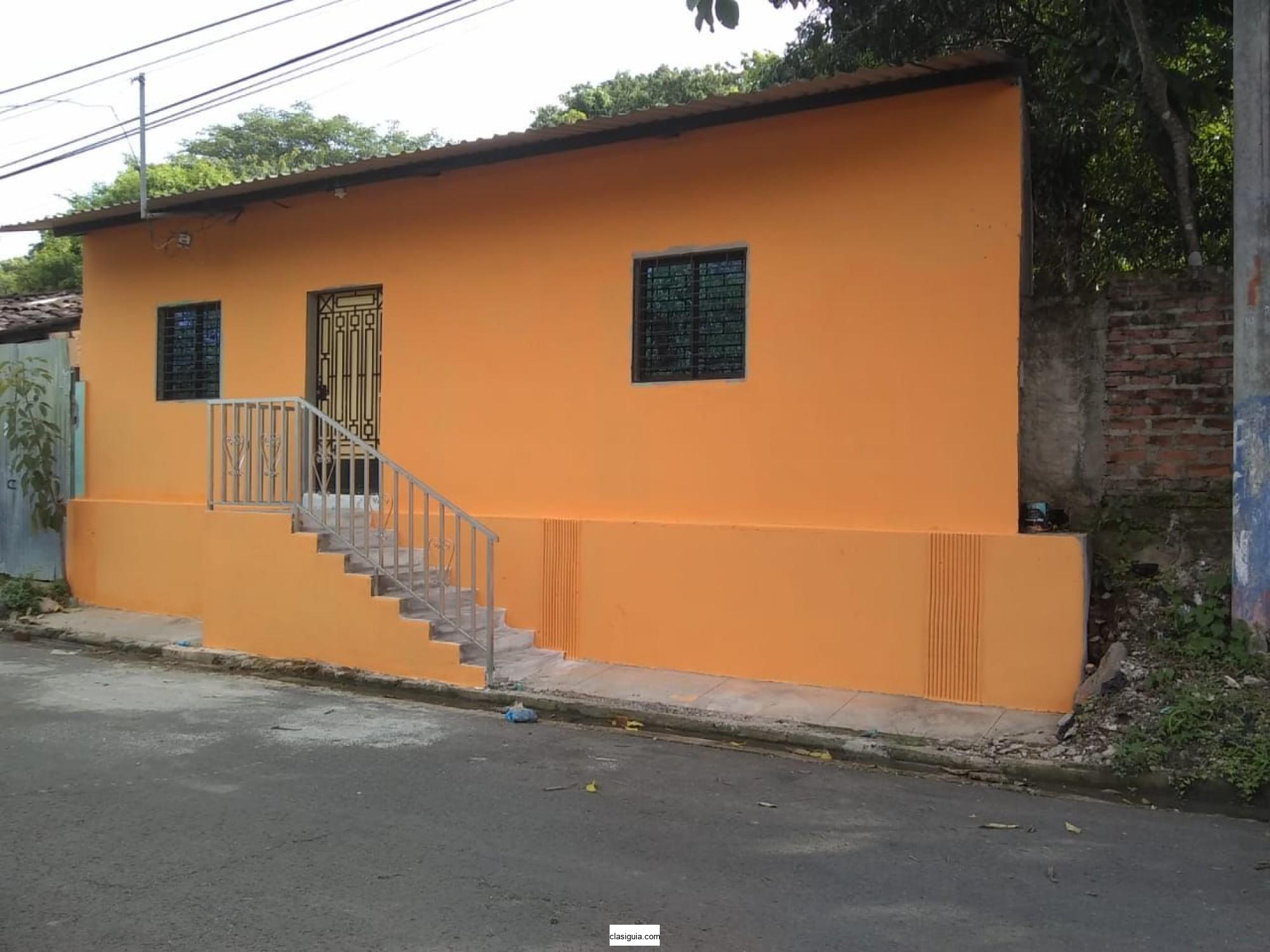 Se vende casa en Chalatenango