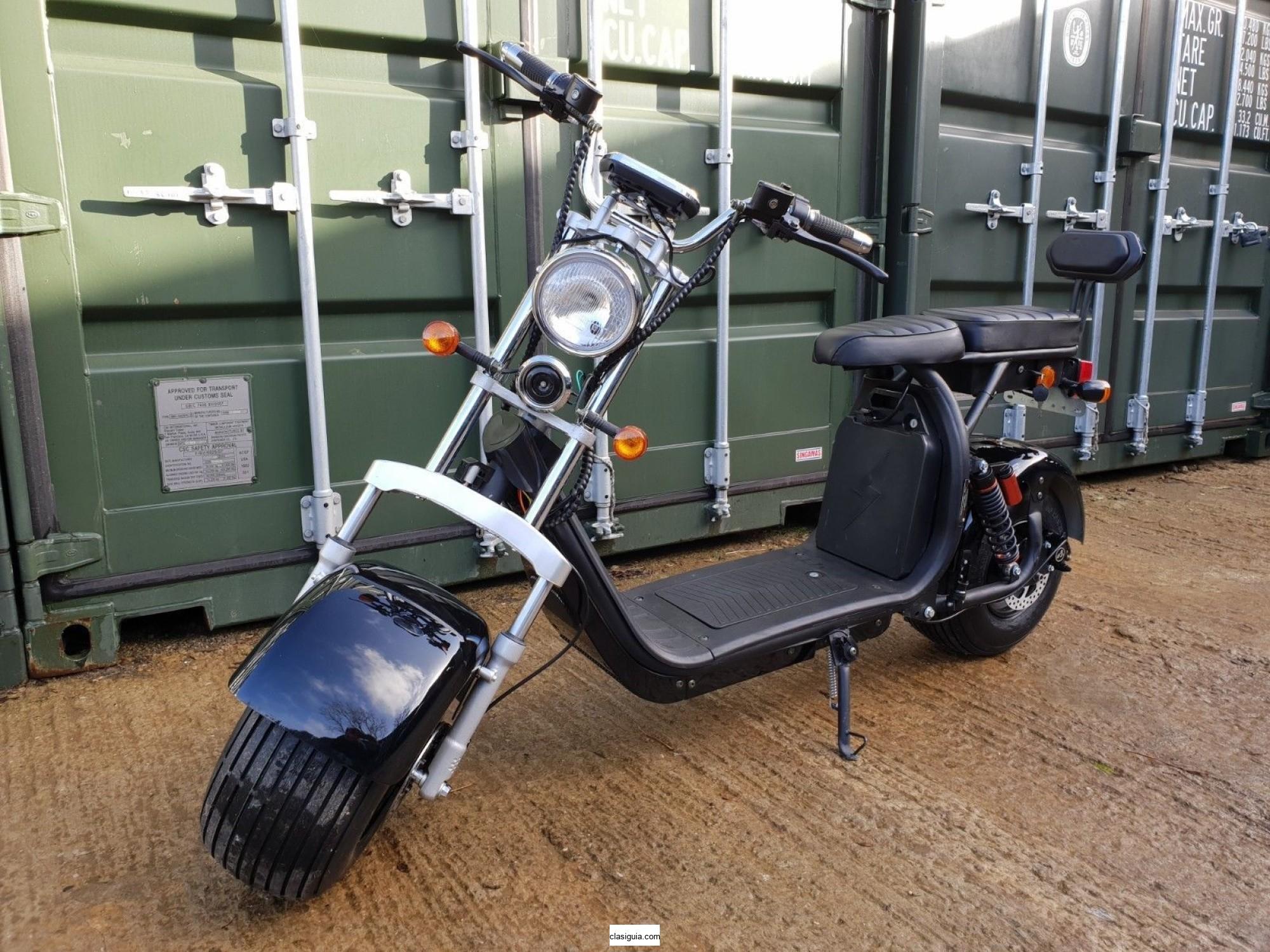 cooter eléctrico citycoco motor 3000W con batería de 20ah