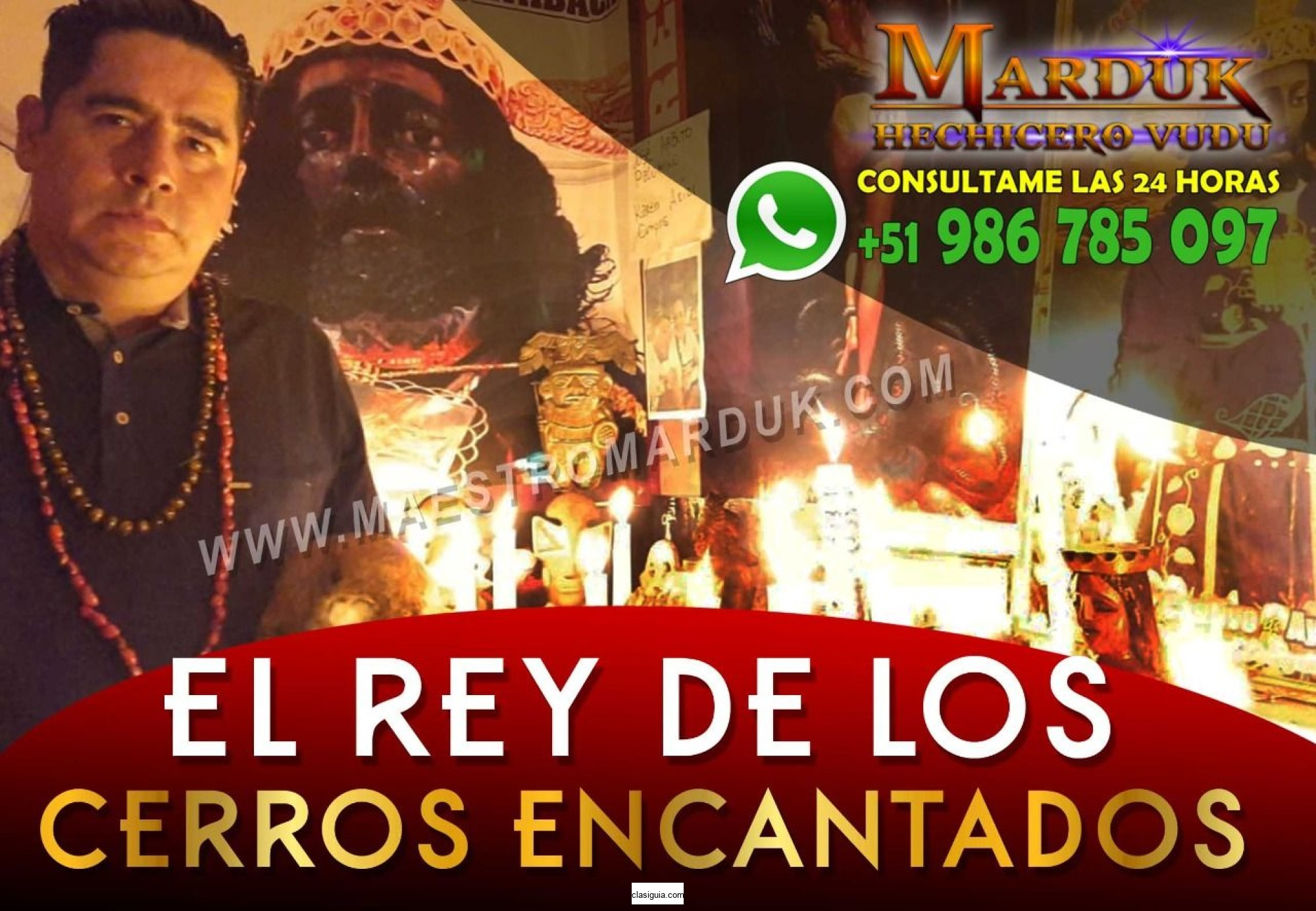 MAESTRO MARDUK PERU