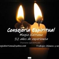 Consultas y ayuda espiritual