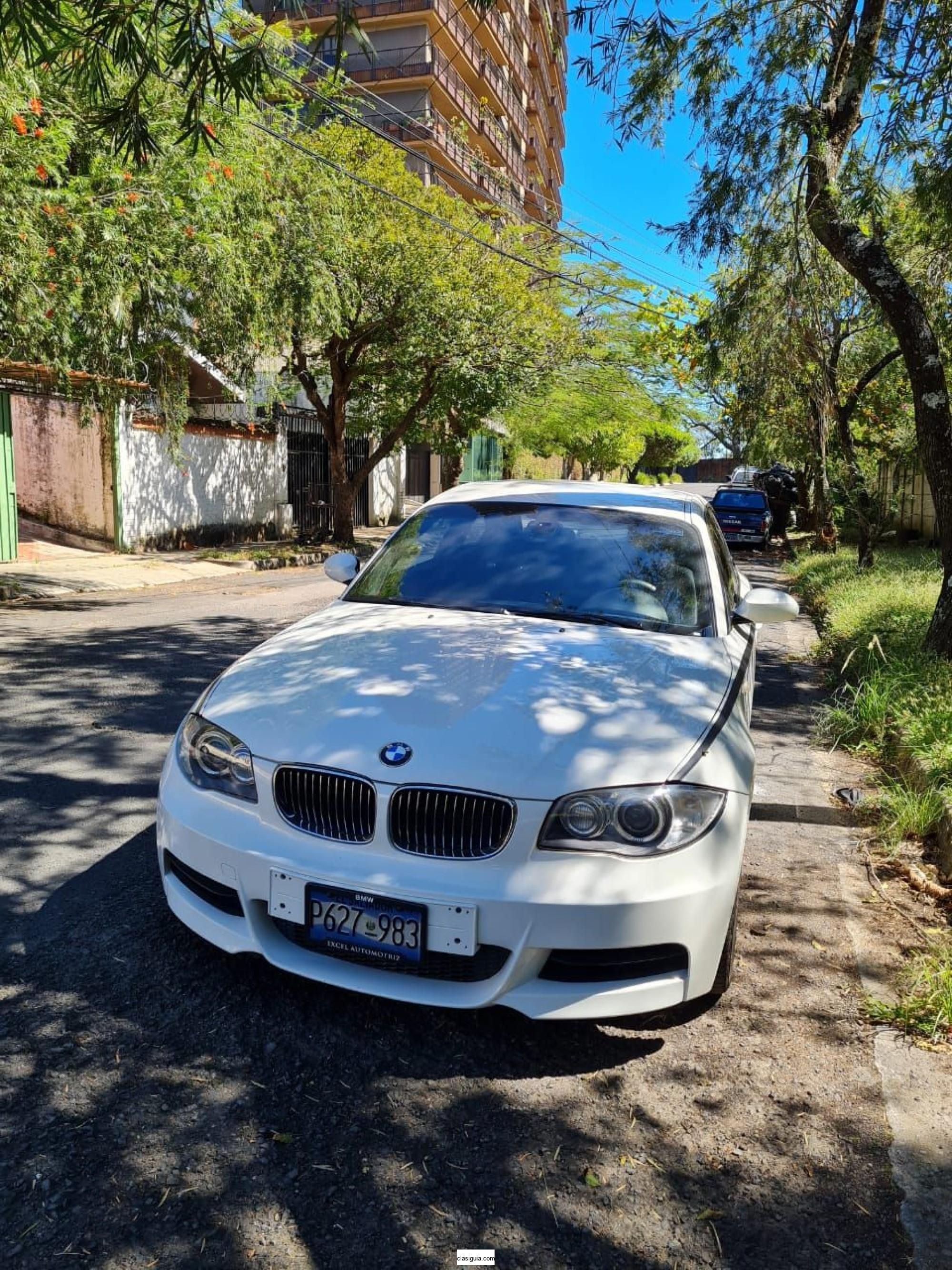 BMW 135,  2013