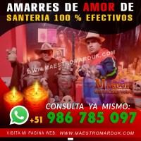 MAESTRO MARDUK EN CHILE (AMARRES DE AMOR)