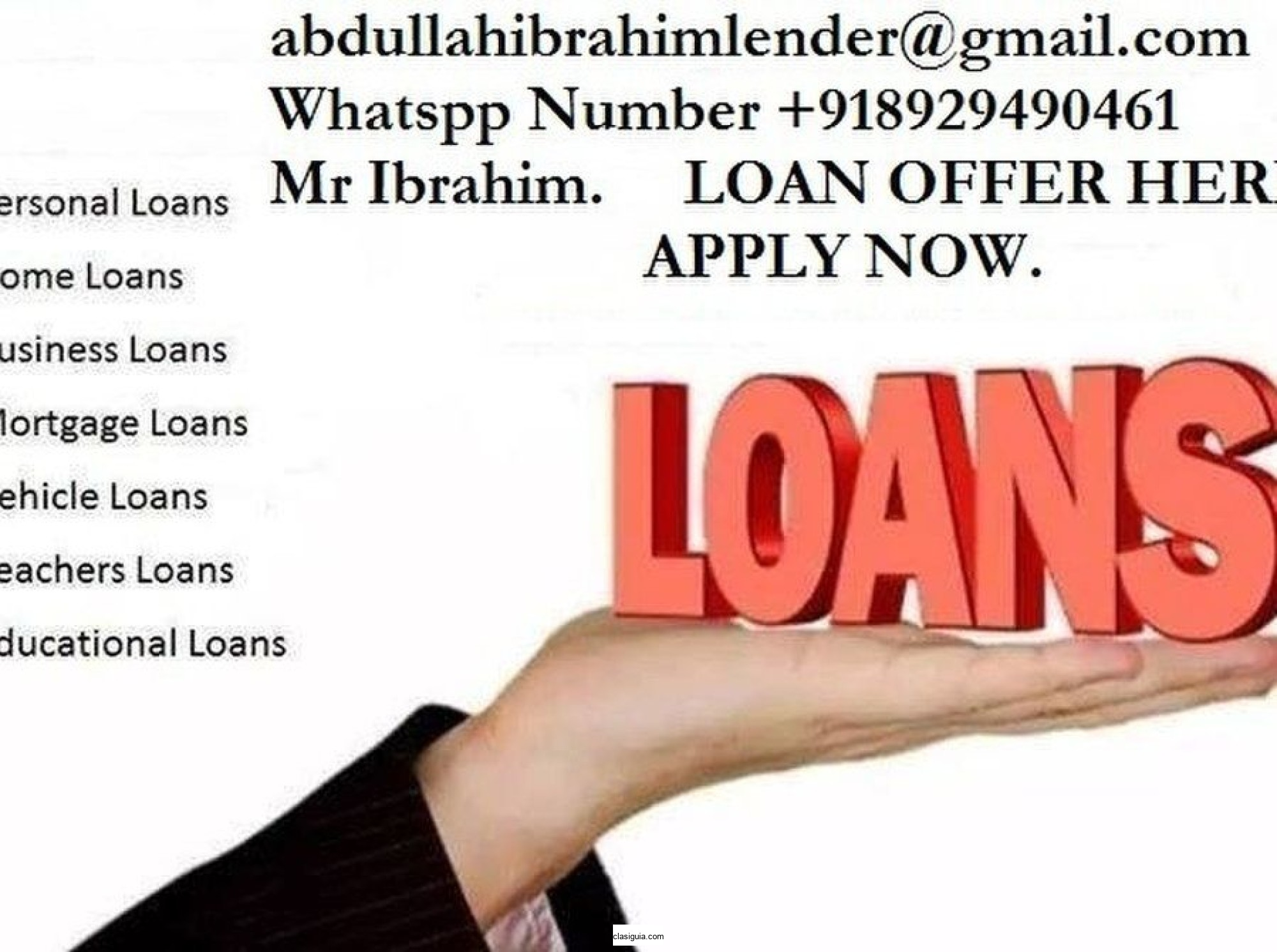 Fast cash Apply now