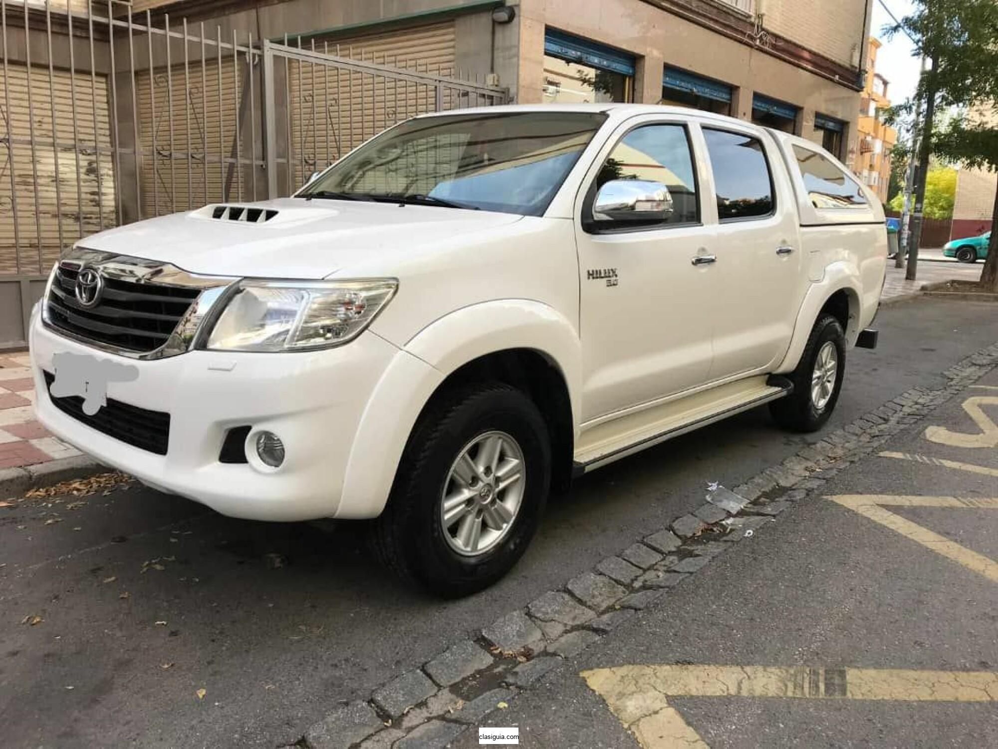 Toyota HILUX III XTRA CAB 4X4 144 D-4D