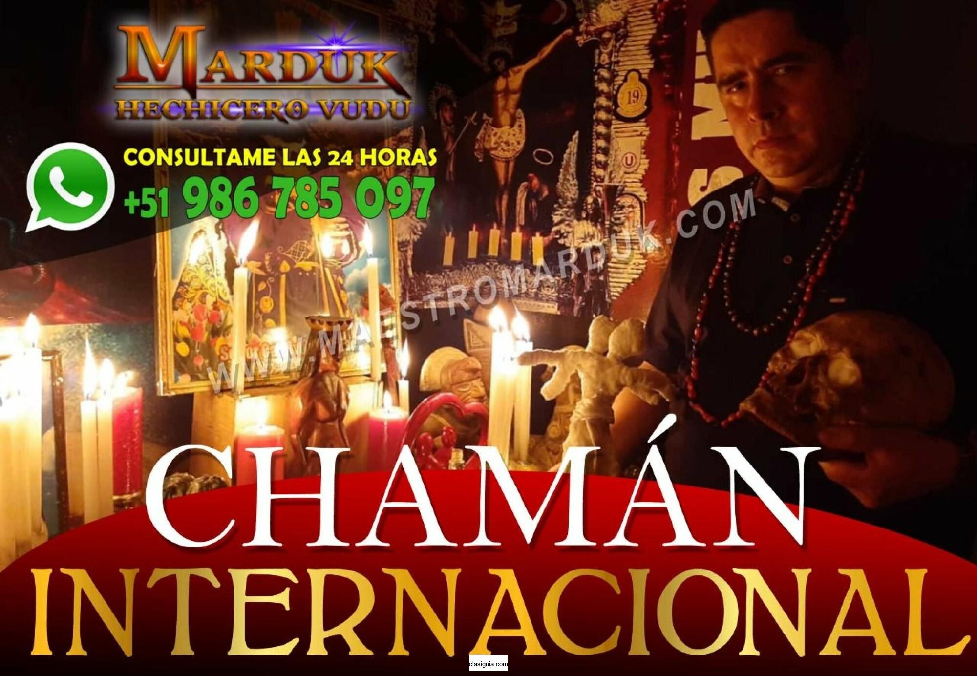 MAESTRO MARDUK (AMARRES DE AMOR EN CHILE)