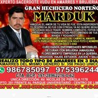 MAESTRO MARDUK (AMARRES DE AMOR)
