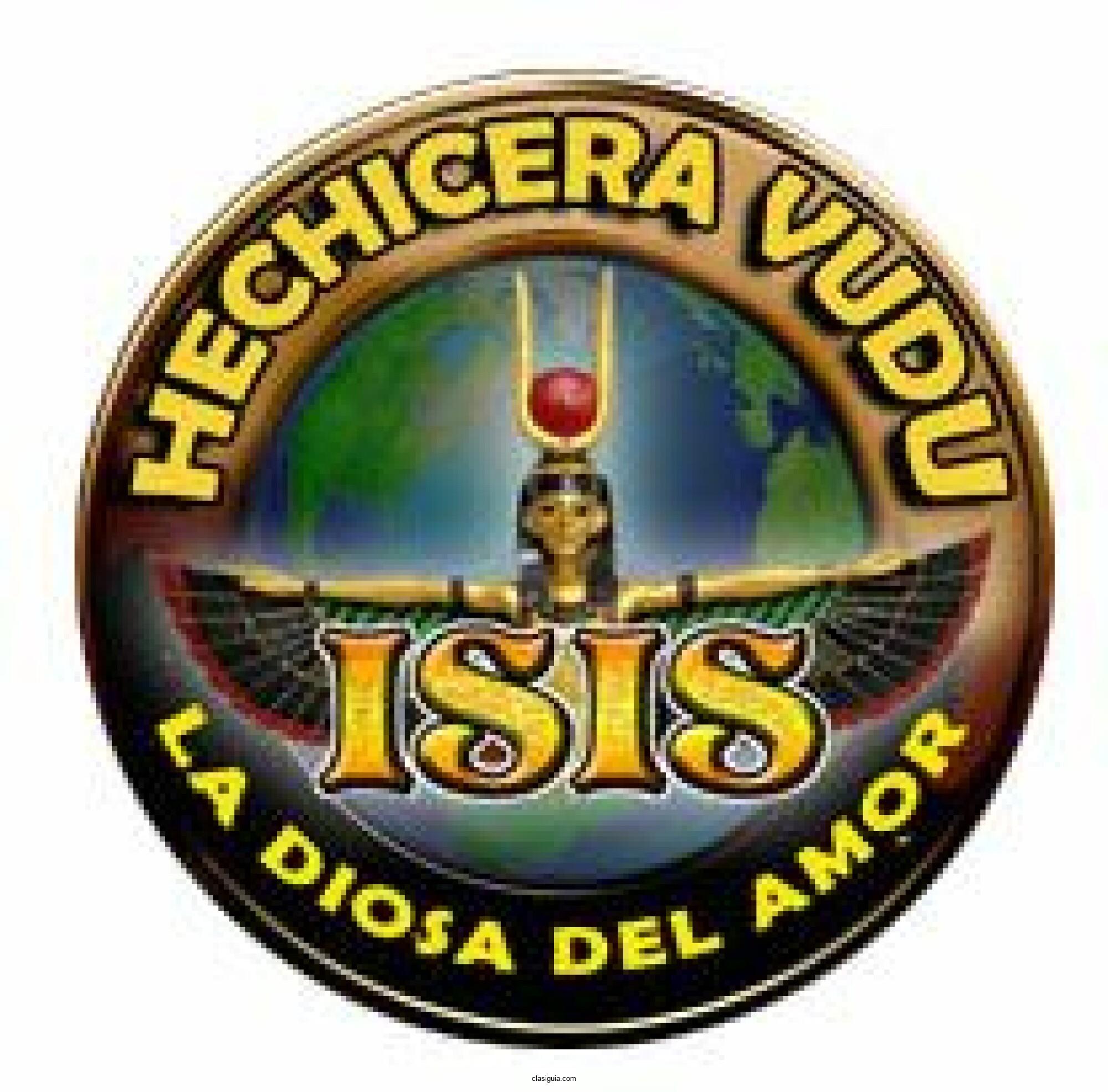 HECHICERA VUDU ISIS