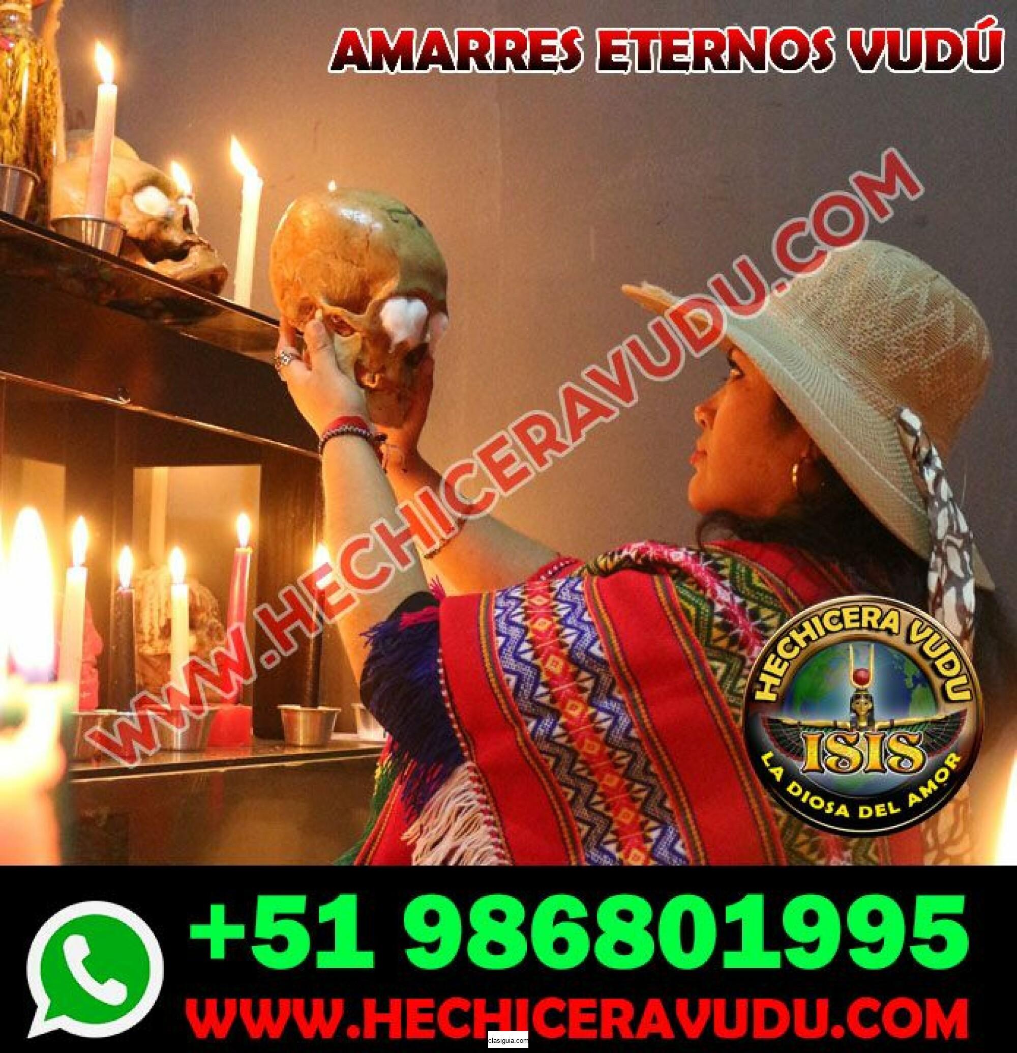 AMARRES DE AMOR_HECHICERA ISIS