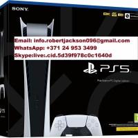 Sony PlayStation 5 digital console
