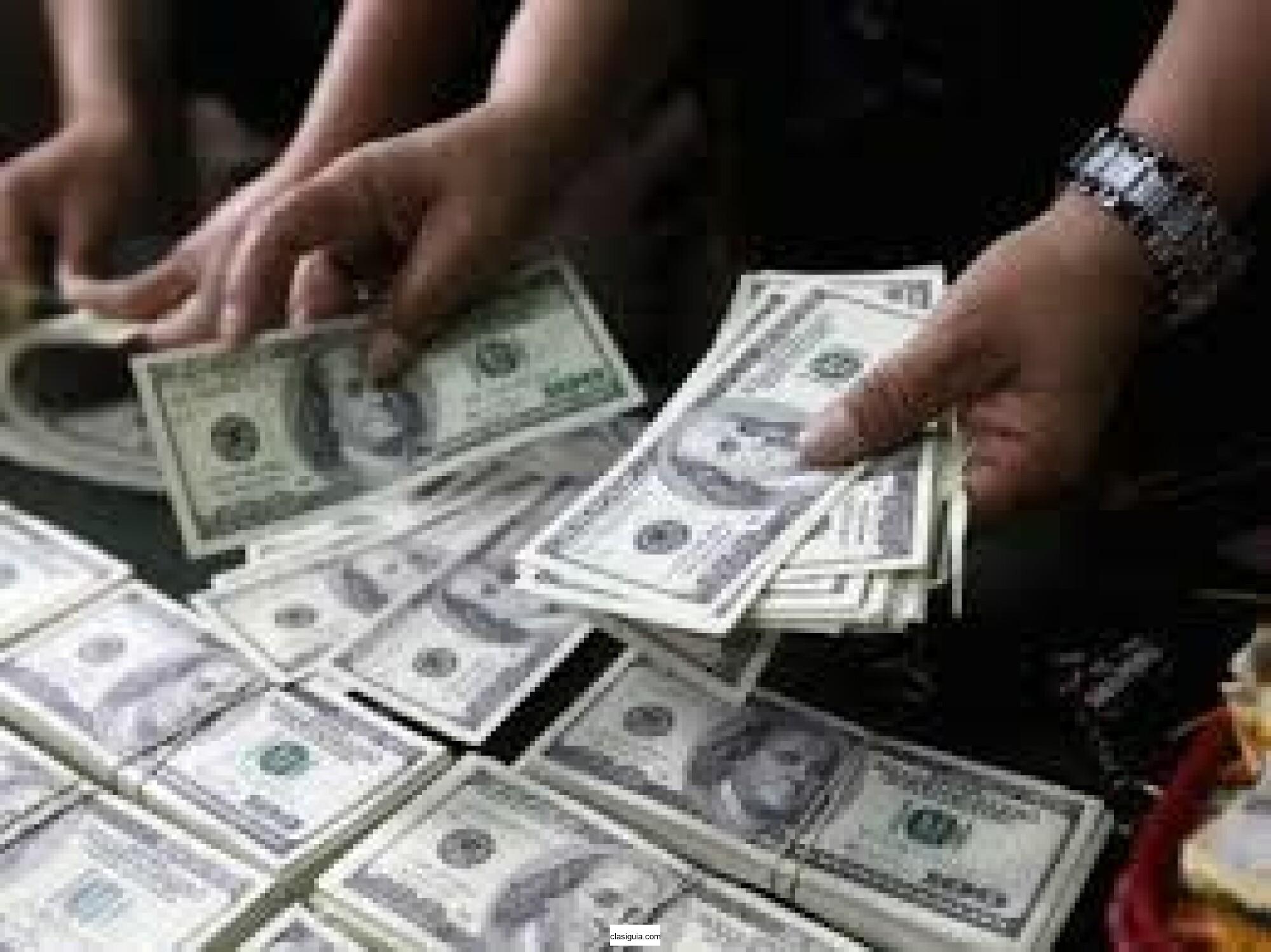 Oferta de préstamo para invertir en el próximo año