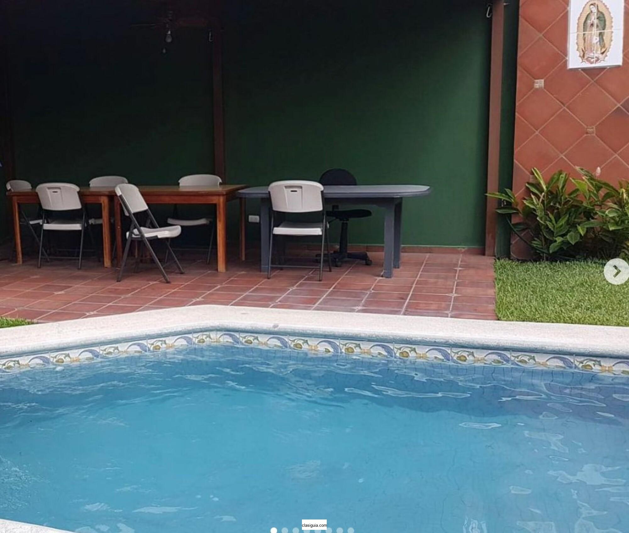 Alq. Casa para oficinas - San Salvador