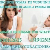 AMARRES DE AMOR EFECTIVOS Y RAPIDOS CON MAGIA BLANCA