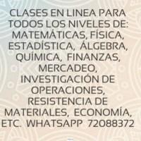CLASES EN LINEA. RESOLVEMOS GUIAS Y TAREAS