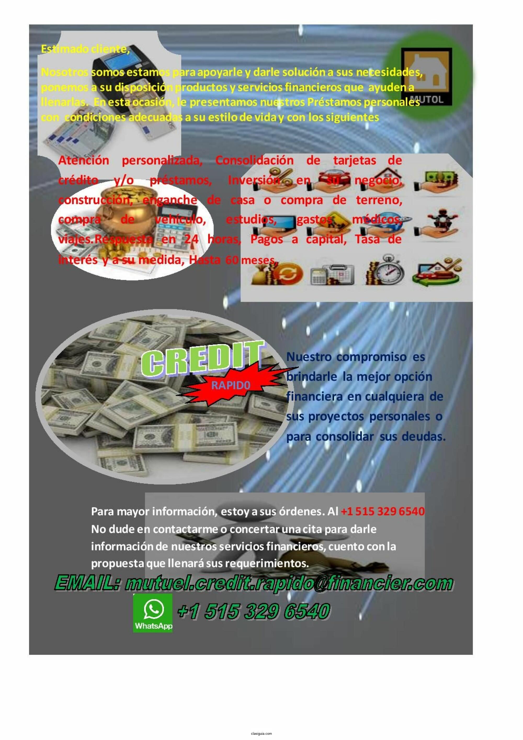prestamos personales para Inicia tu propio negocio