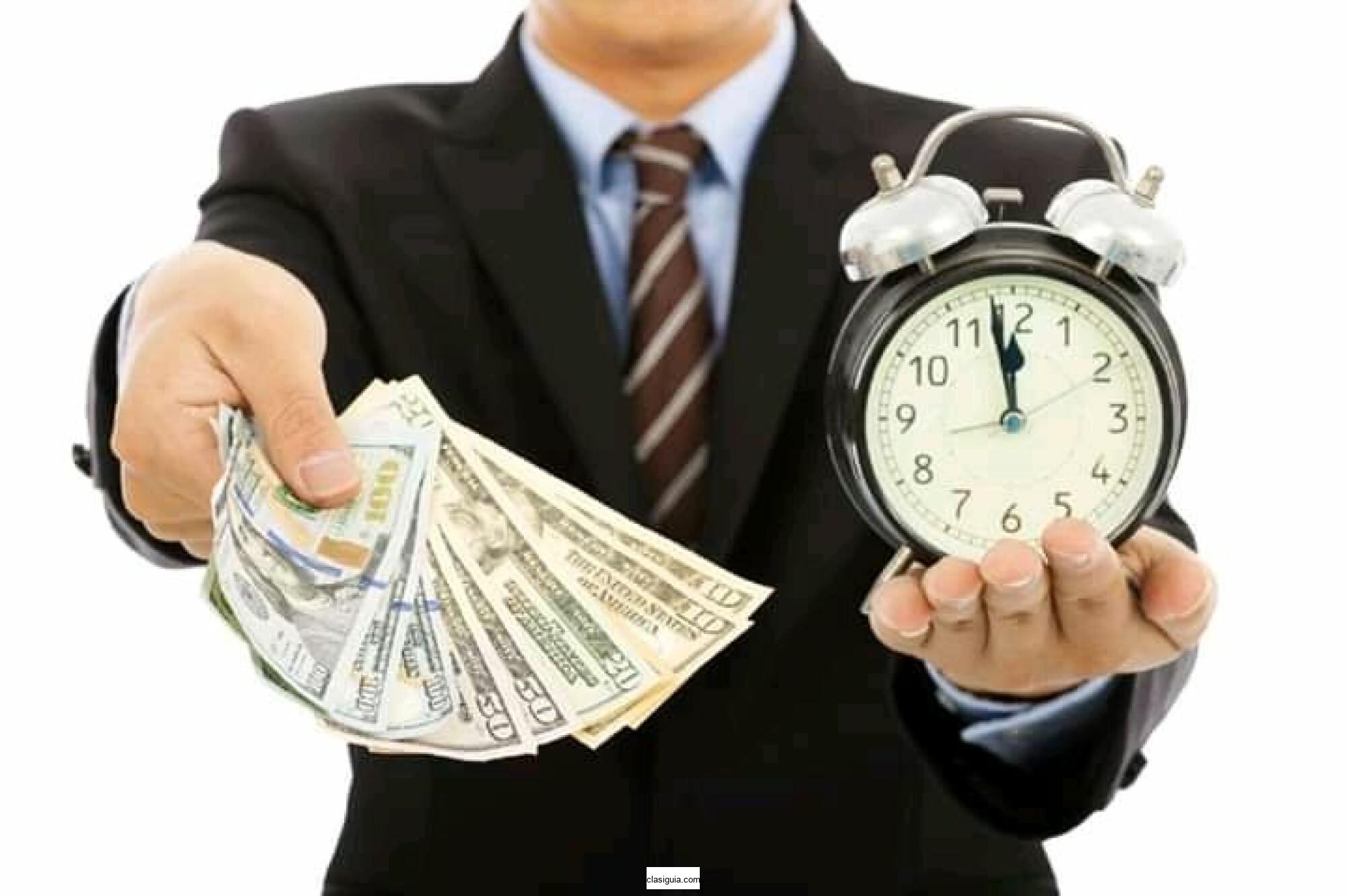 Oferta de préstamo de financiación seria y muy rápida