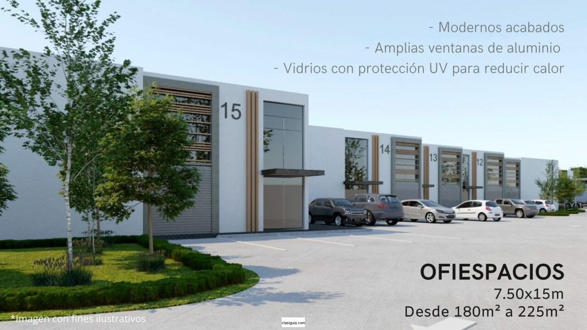Bodega y Oficina en venta (Condominio Ofibodegas Nejapa 2)