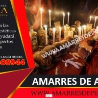 HECHICERA ELVIRA AMARRES DE AMOR PODEROSO
