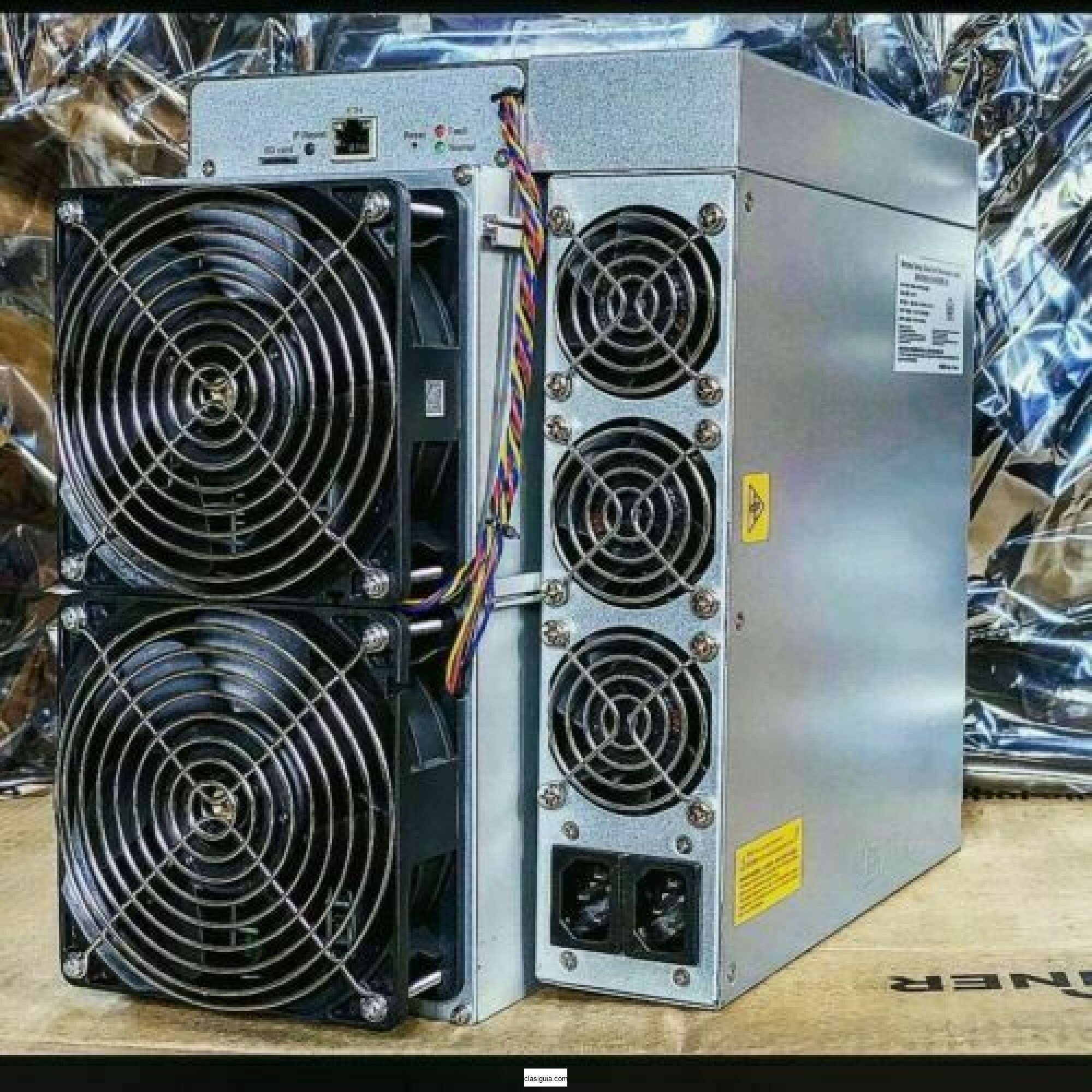WTS: Bitmain Antminer S19 Pro 110 TH/s/ Chat +919957430530