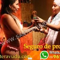 SANTERA VUDU MIRELLA AMARRES DE DOMINIO +51 962213807