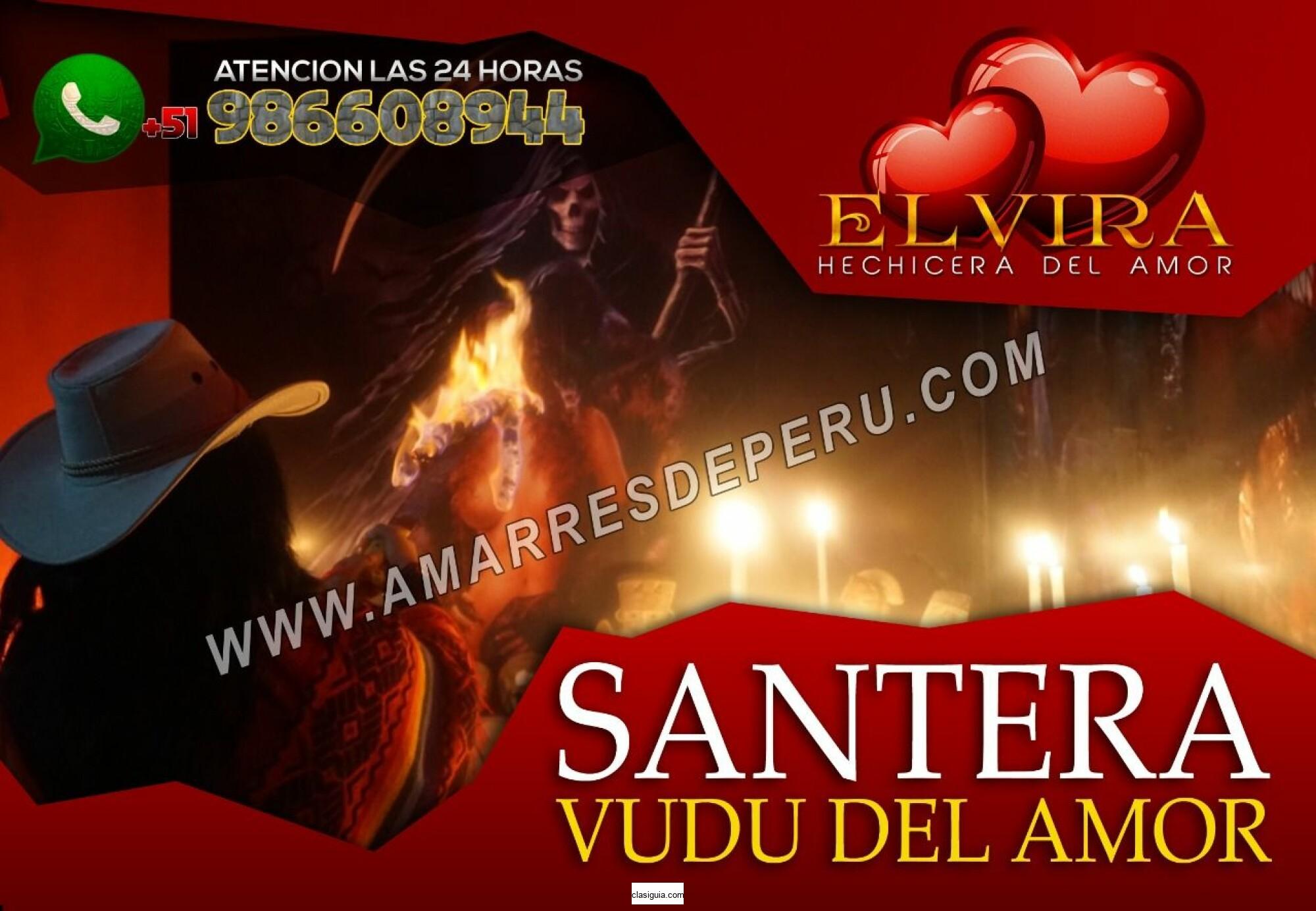 HECHICERA VUDU ELVIRA EN BOLIVIA 986608944