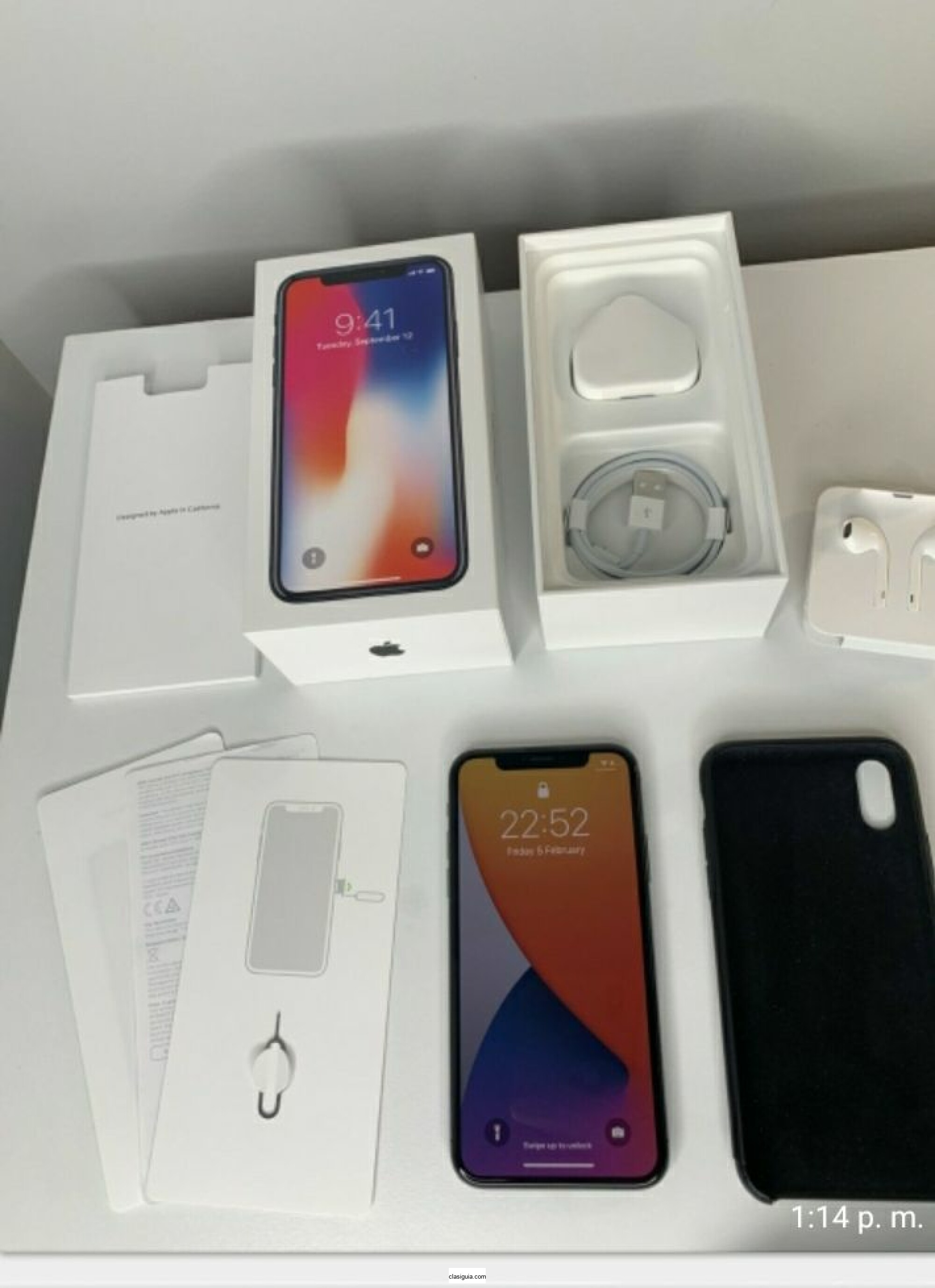 Apple iphone X  77832864