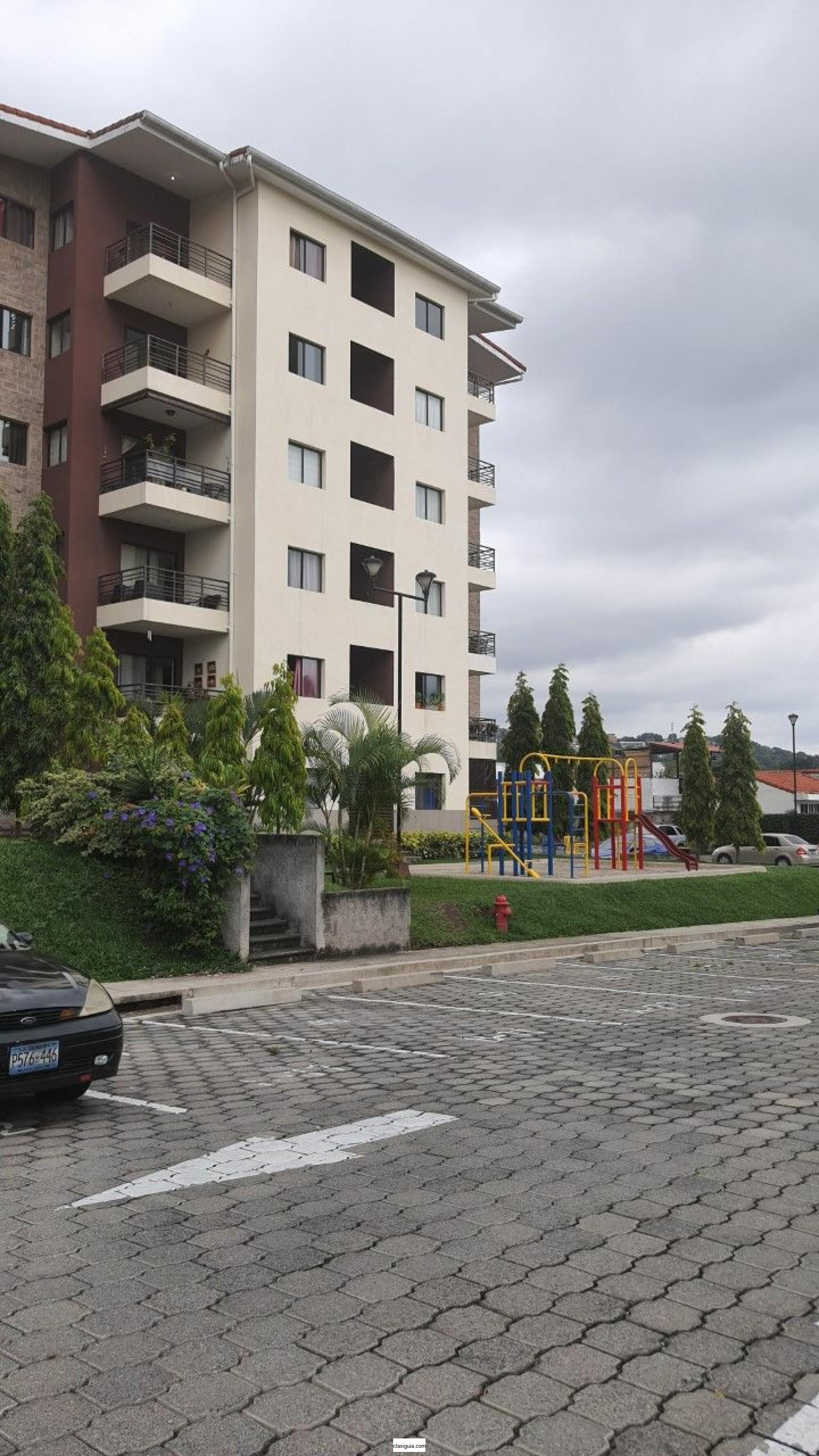 Alquilo Apartamento en San Mateo