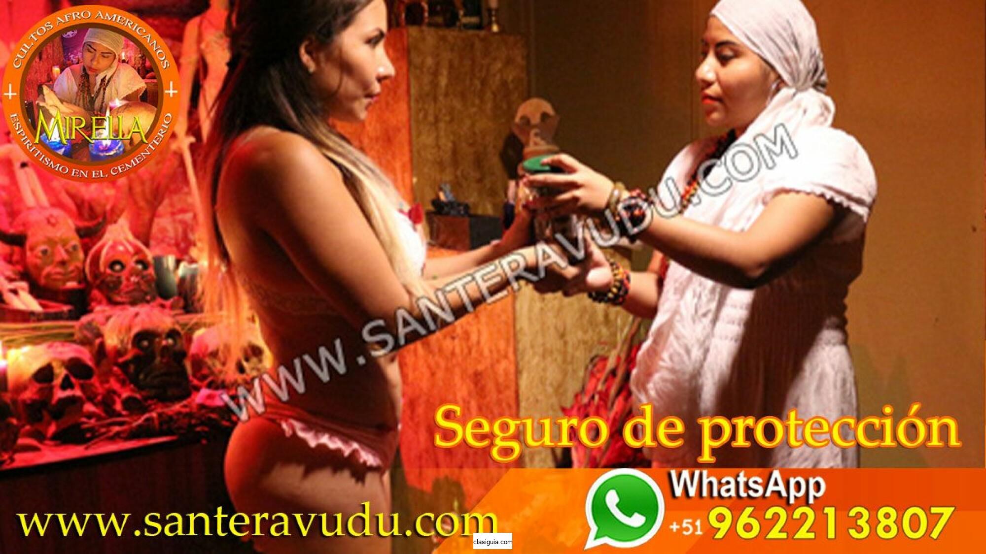 AMARRES DE AMOR SANTERA VUDU MIRELLA
