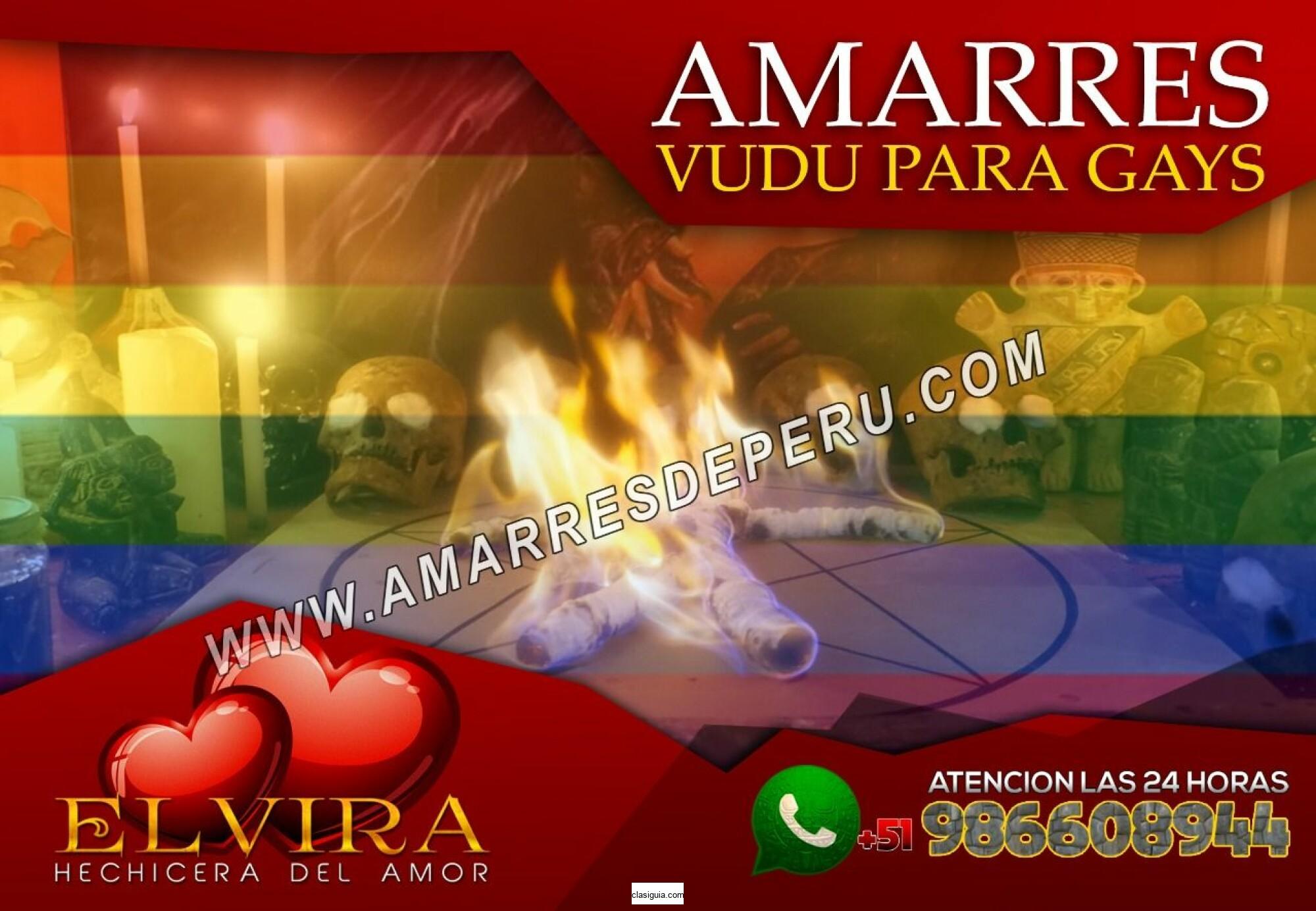 AMARRES DE AMOR CON MAGIA NEGRA HECHICERA ELVIRA