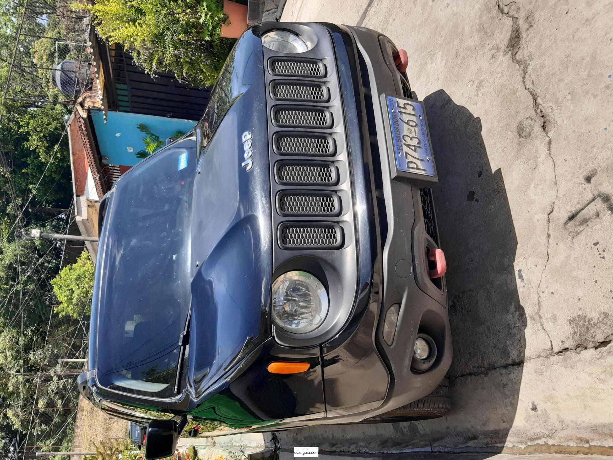 Jeep Renegade 2015 4X4
