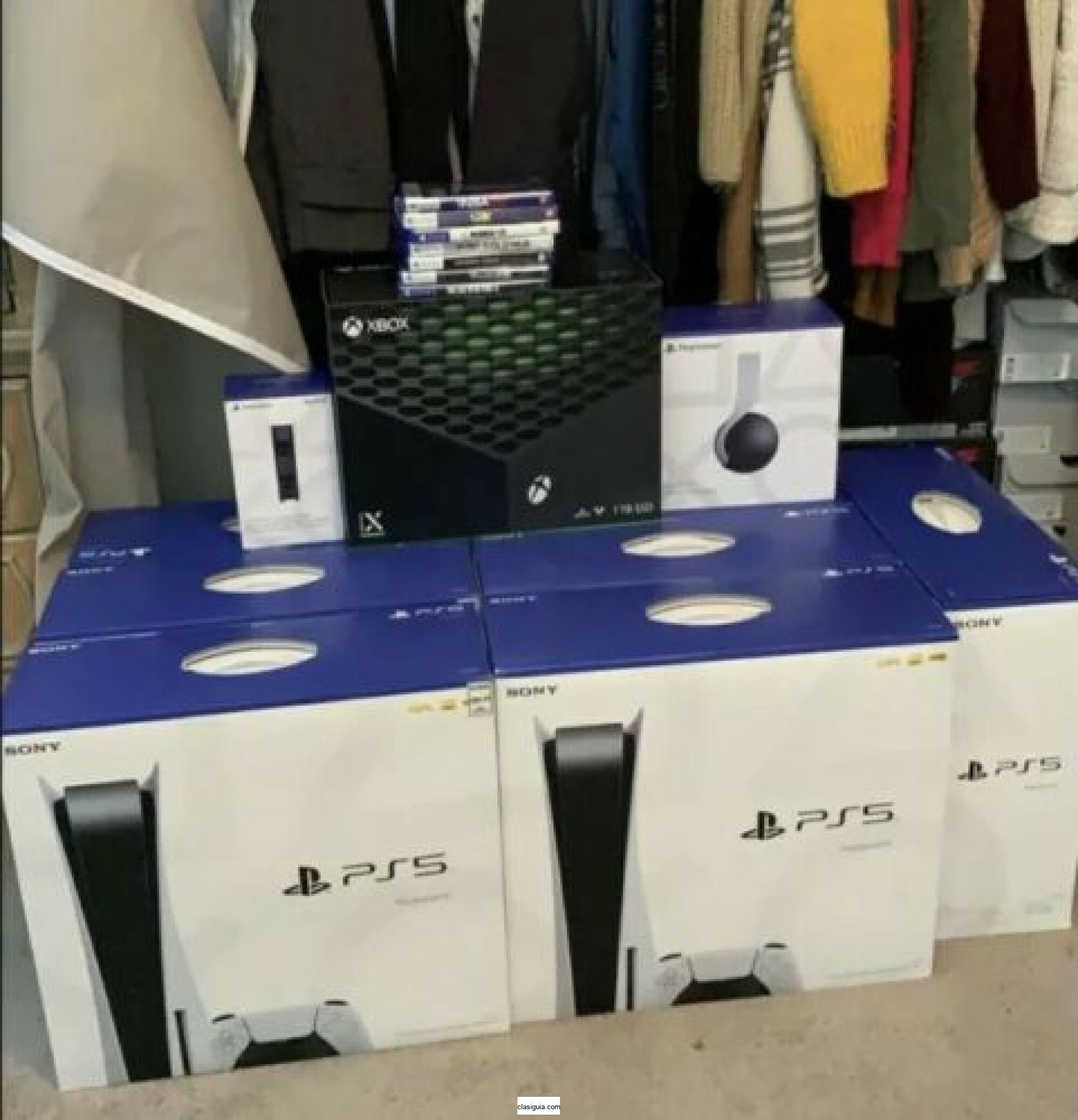 New Sony PlayStation 5 PS5 Disc Edition Console