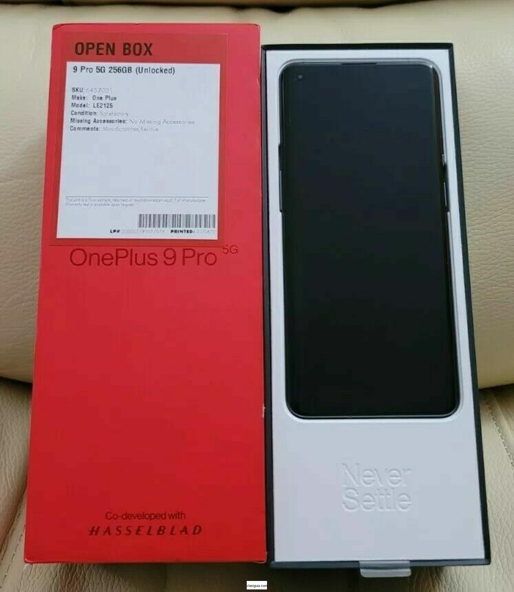 OnePlus 9 Pro 5G 256GB 12GB Ram