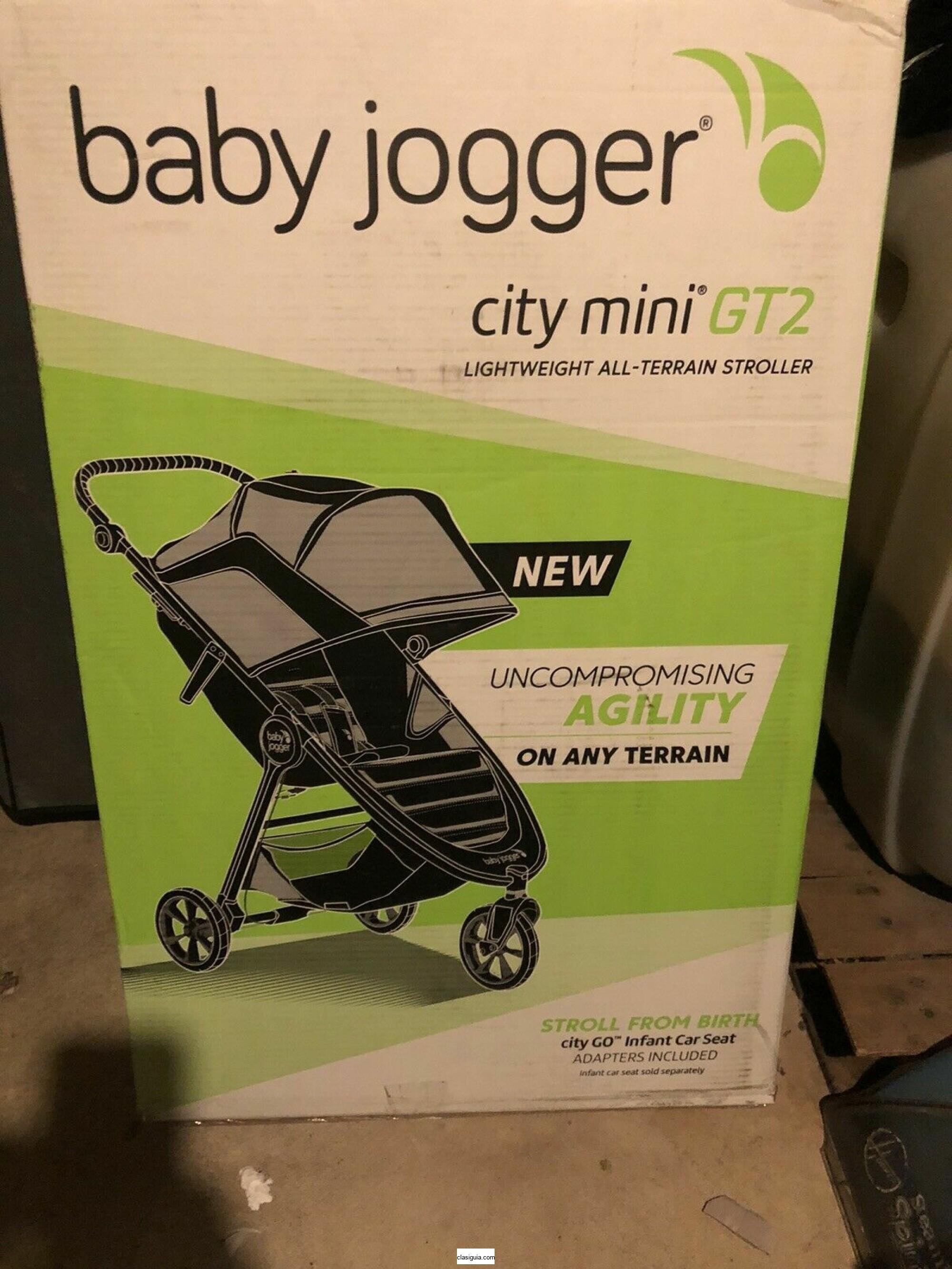 Baby jogger gt2 single