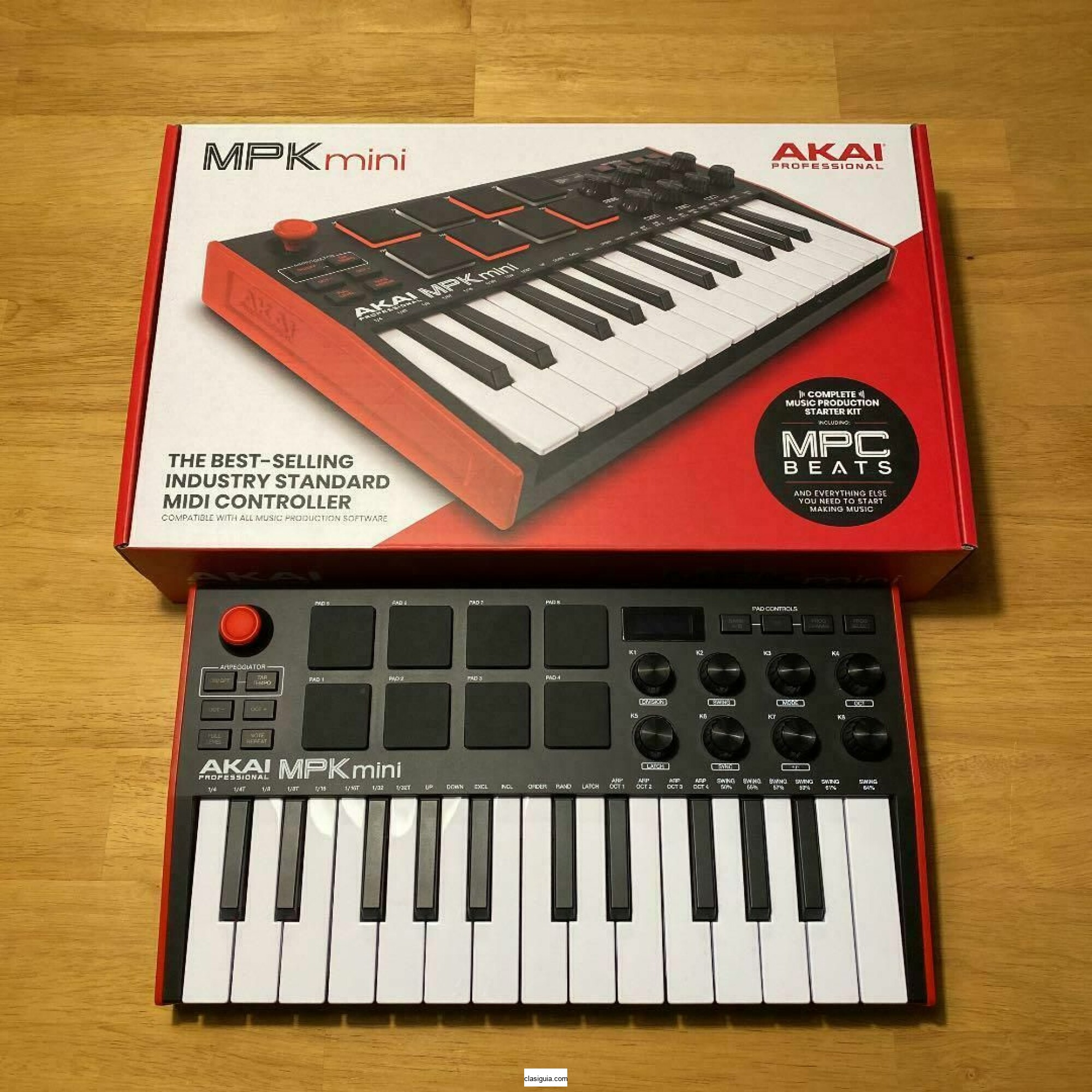 NEW Akai Professional MPK mini mk3 – 25-key USB MIDI keyboard controller JAPAN