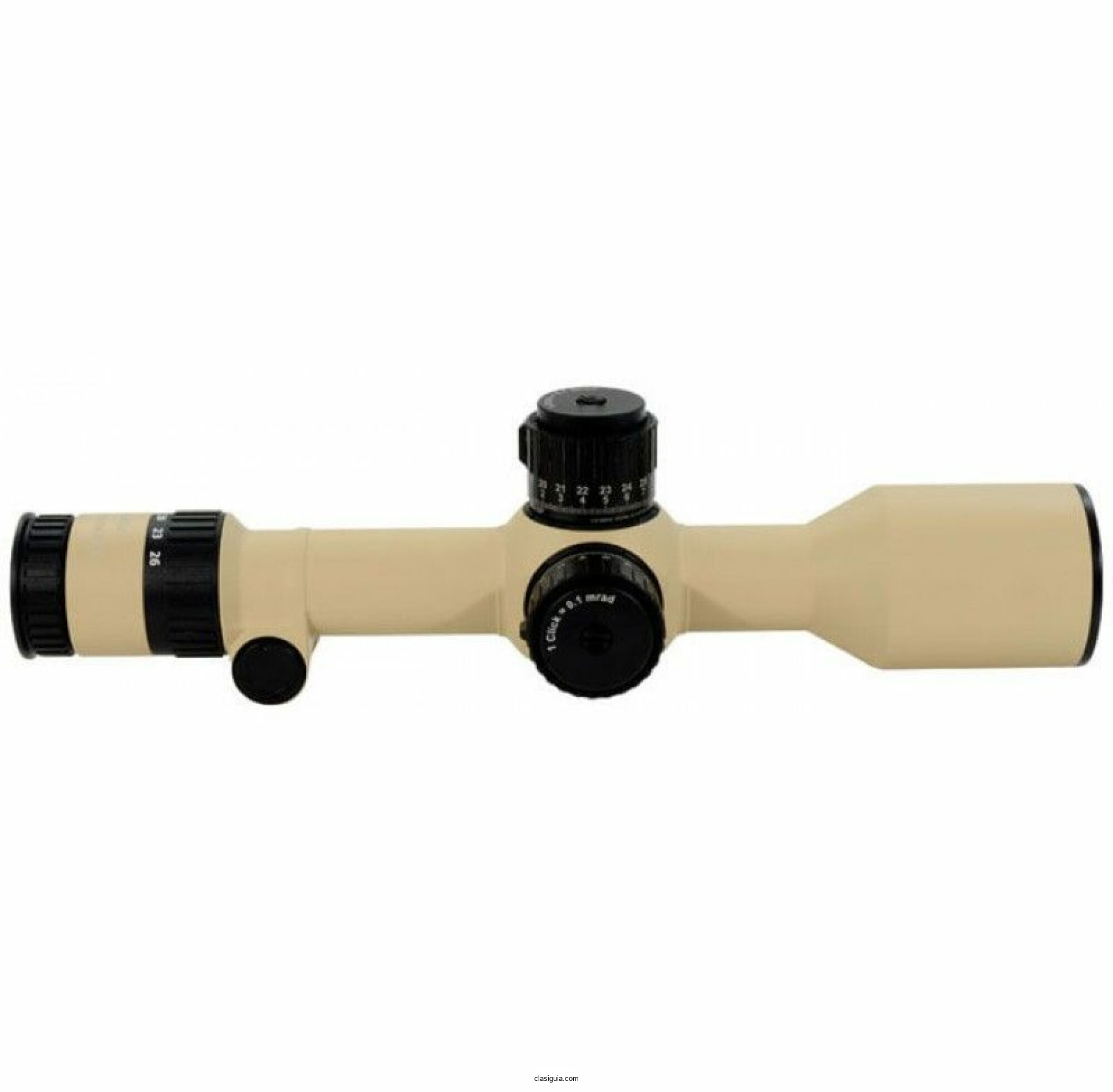HENSOLDT ZF 3.5-26X56 SAND RIFLESCOPE - (NEW AND ORIGINAL INDOOPTICS PRODUCTS)