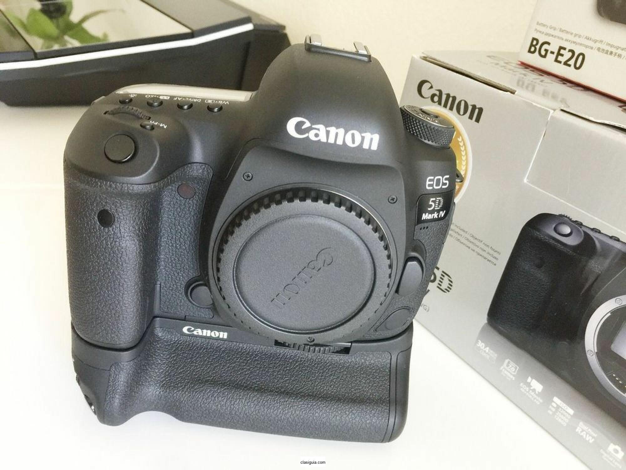 Canon EOS 5D Classic Camera-28-135mm Lente ultrasónica-Filtros-Flash-Accesorios