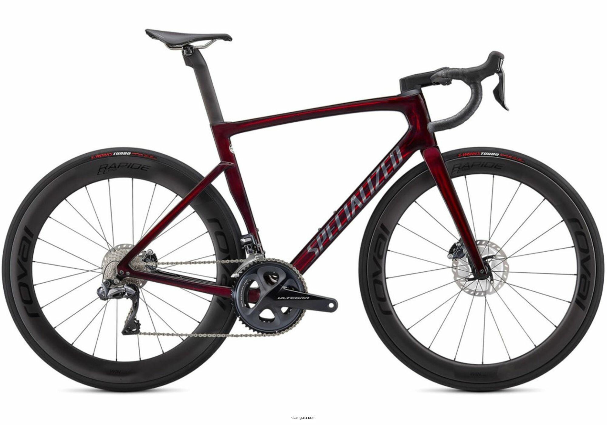 2021 - Specialized Road Bike TARMAC SL7 PRO Ultegra Di2 Carbon (RUNCYCLES)