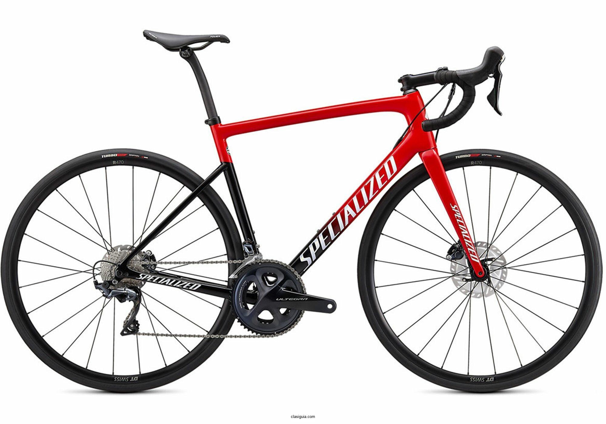 2021 - Specialized Road Bike TARMAC SL6 COMP Ultegra (RUNCYCLES)