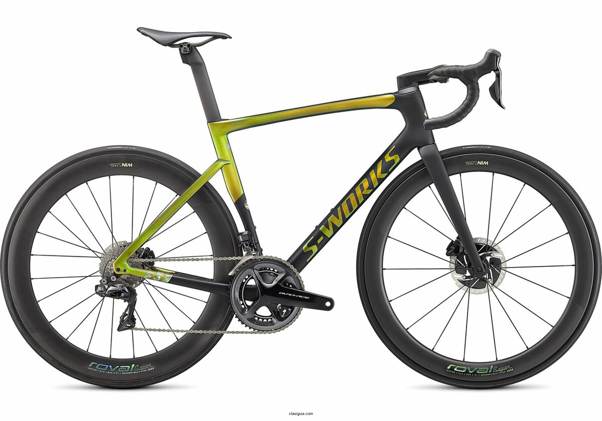 2021 - Specialized S-Works Tarmac SL7 Sagan Collection Road Bike (RUNCYCLES)