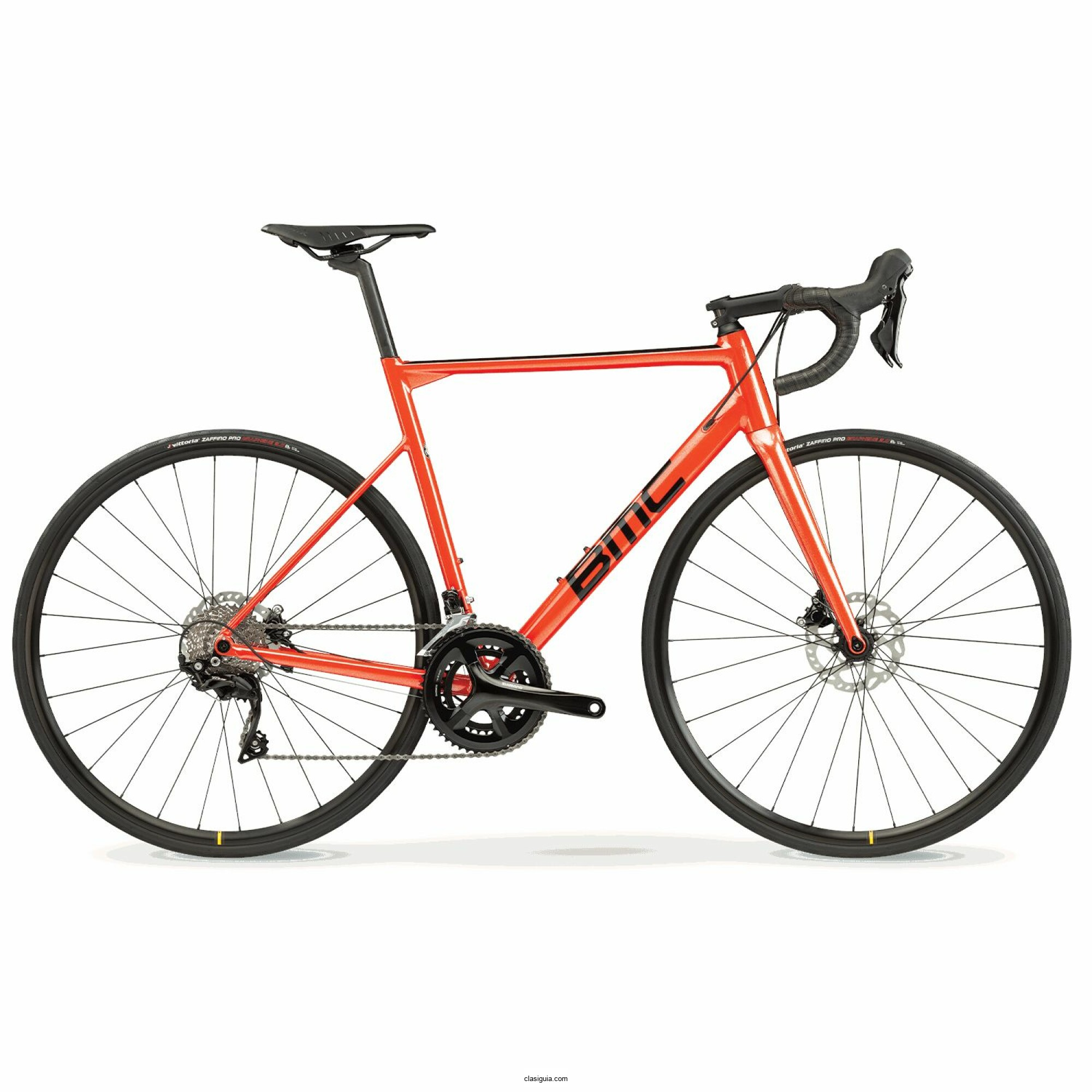2021 - BMC Road Bike Teammachine ALR DISC TWO - 105 (RUNCYCLES)