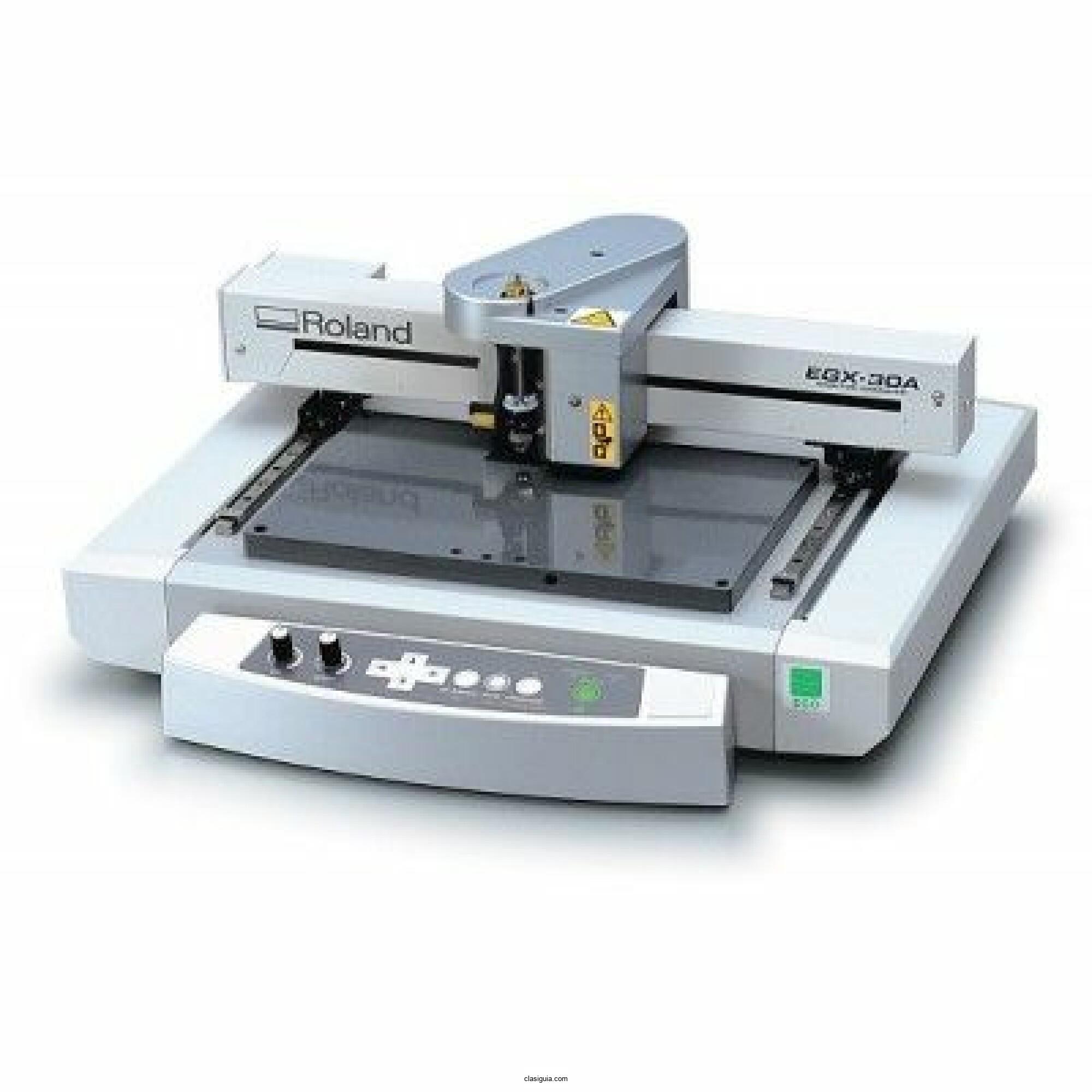 Roland EGX-30A Desktop Rotary Engraver (MITRA PRINT)