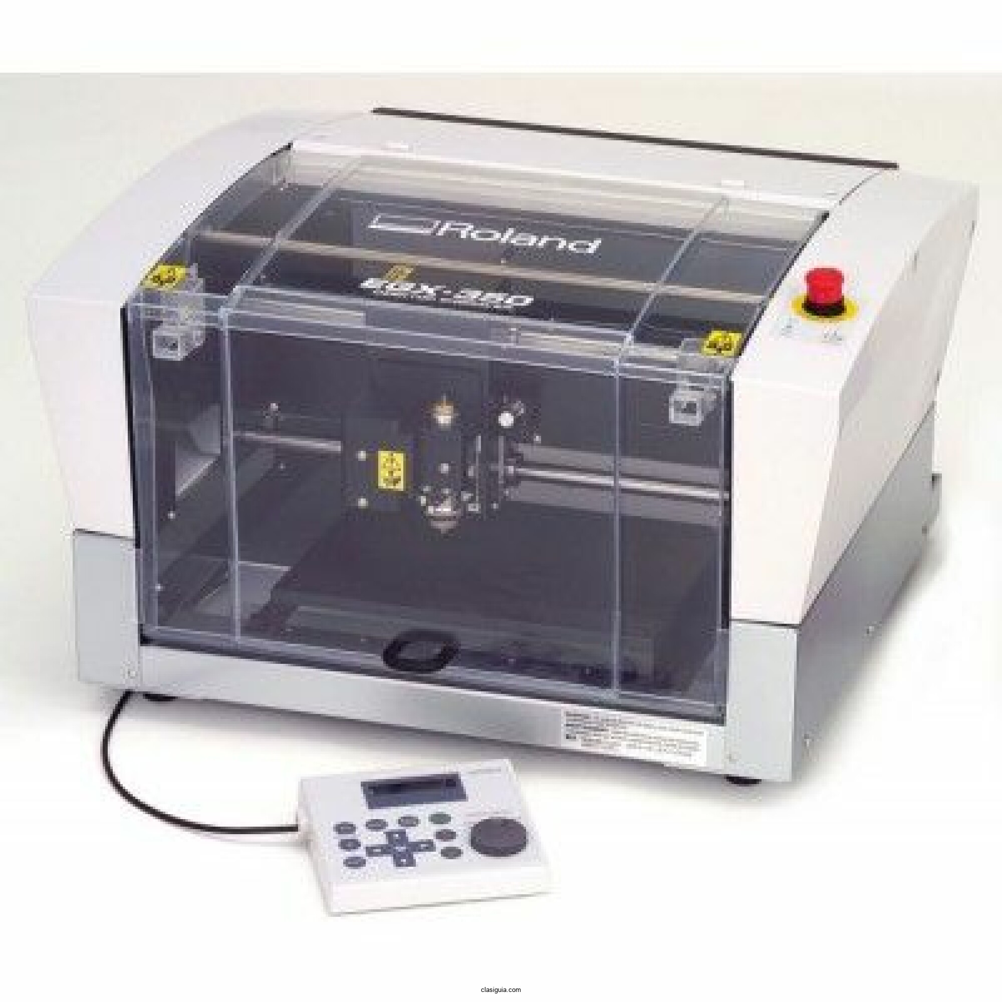 Roland EGX-350 Automatic Engraving Machine (MITRA PRINT)
