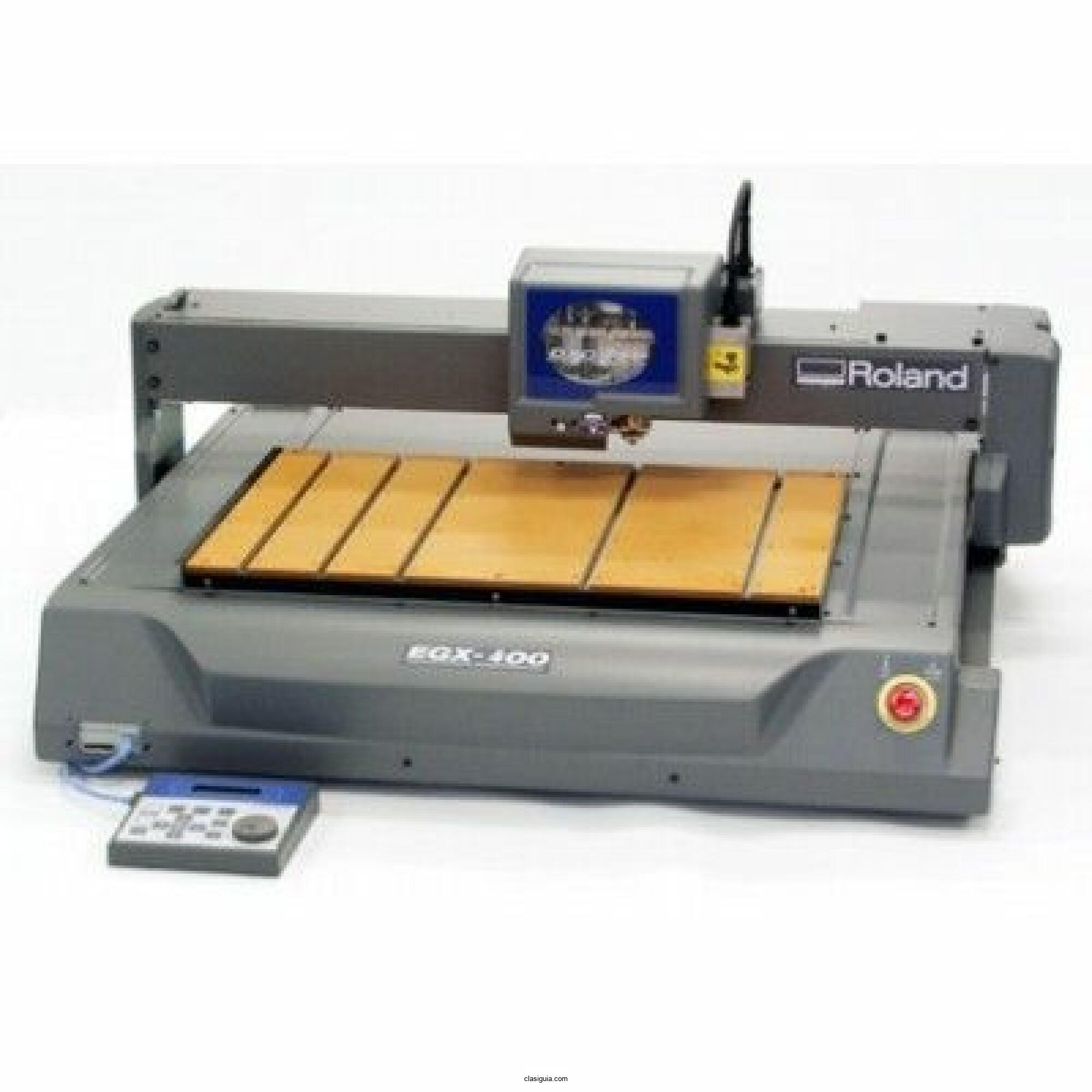 Roland EGX-400 CNC Engraving Machines (MITRA PRINT)