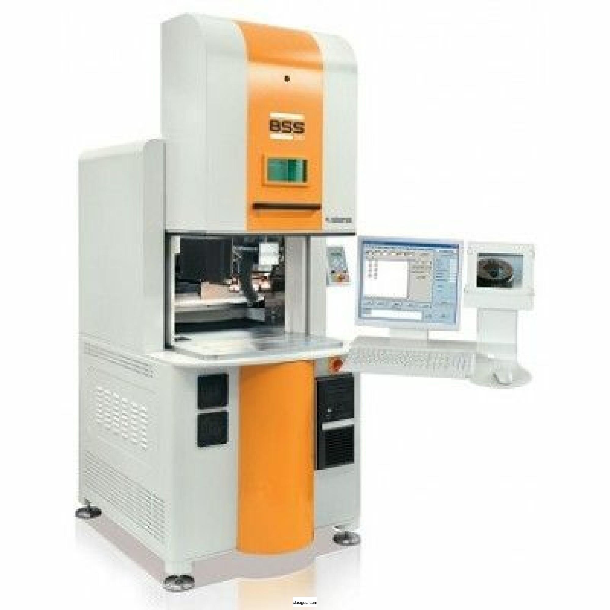 Sisma BSS-3D YAG Laser (MITRA PRINT)