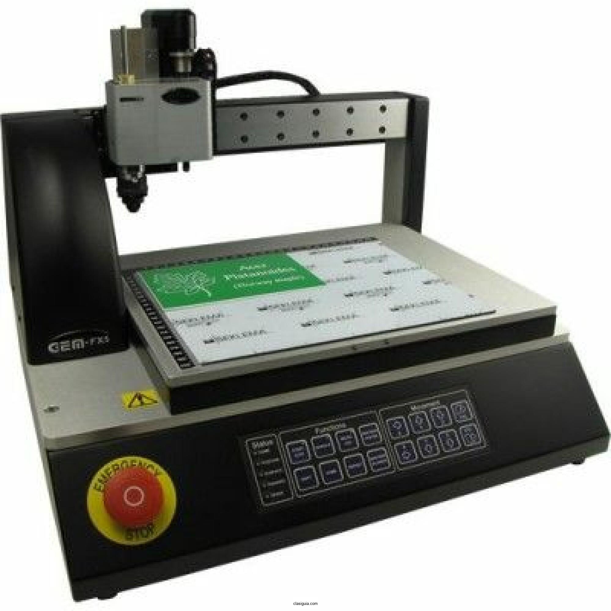 U-Marq GEM-FX5 Engraving Machine (MITRA PRINT)