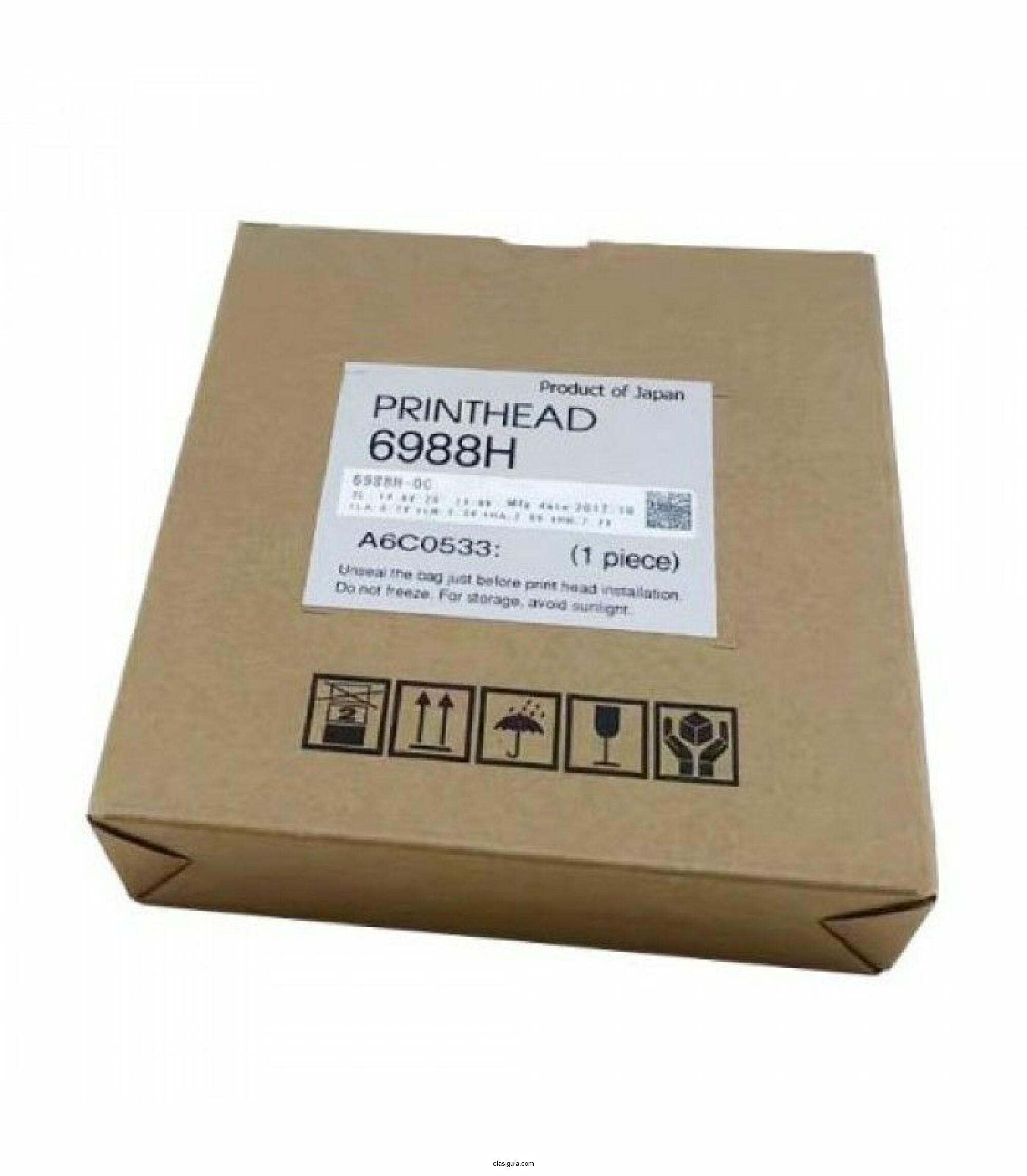 Konica 6988H (1024i-13pl) UV Printhead (ASOKA PRINTING)
